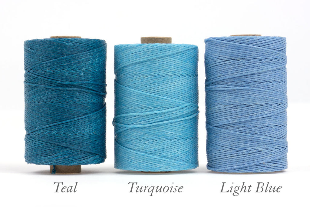 Crawford Waxed 4 ply Irish linen thread for sale in the UK 3 for 2 special offer while stocks last