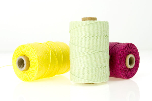 Crawford Waxed Irish Linen Thread