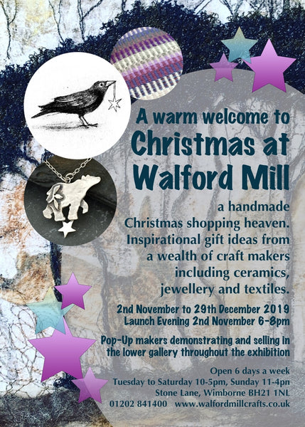 Christmas at Walford Mill, Wimborne Dorset