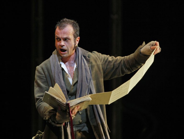 Marco Vinco as Leporello