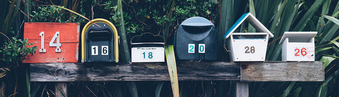 Mailboxes in New Zealand: Delivery and Returns Information