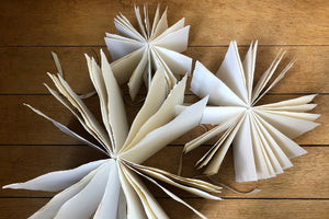 Wabi Sabi Sketchbooks turn 360 degrees in a circle