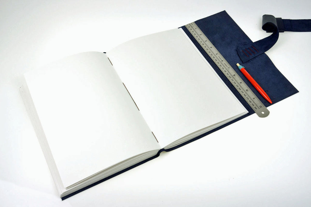 Bespoke Sketchbook for D.V.