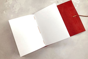 Luxurious Notebook with Mohawk Superfine Smooth paper for pen and pencil