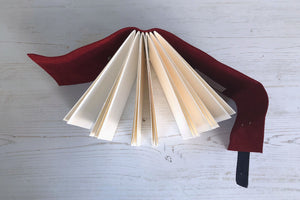 best quality handmade leather sketchbook