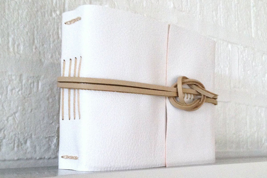 SALE Wedding Guest Book handmade in the UK