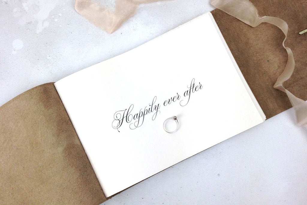 Bespoke Wedding Guest Books