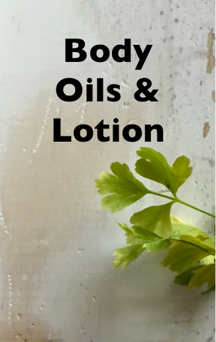 Body Oils & Lotions