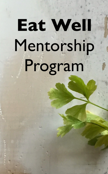 Eat Well Mentorship Program