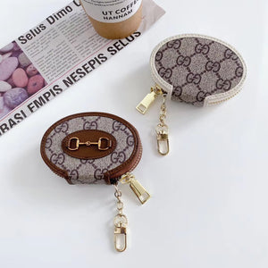 Gucci Style Coin Purse Protective Case For Apple Airpods Pro - Casememe.com