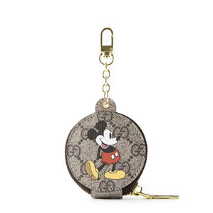 Gucci x Disney Style Mickey Mouse Protective Case For Apple Airpods 1 & 2 & Pro - Casememe.com
