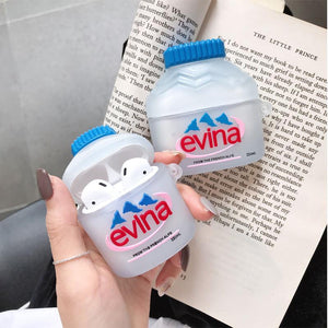 Evina Water Silicone Protective Case For Apple Airpods 1 & 2 & Pro - Casememe.com