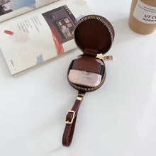 Load image into Gallery viewer, Louis Vuitton Style Wine Barrel Protective Case For Apple Airpods 1 & 2 & Pro - Casememe.com