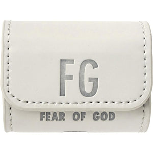 FEAR OF GOD Style Leather Protective Case For Apple Airpods 1 & 2 & Pro - Casememe.com
