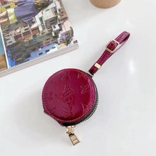 Load image into Gallery viewer, Louis Vuitton Style Round Corner Protective Case For Apple Airpods 1 & 2 & Pro - Casememe.com