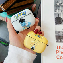 Load image into Gallery viewer, Pokemon Style Pikachu Protective Case For Apple Airpods Pro - Casememe.com