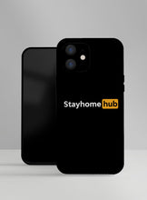 Load image into Gallery viewer, StayHome Hub Designer iPhone Case For iPhone SE 11 Pro Max X XS Max XR 7 8 Plus - Casememe.com
