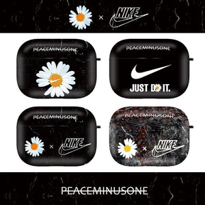 Nike x Daisy Style Glossy Protective Case For Apple Airpods Pro - Casememe.com