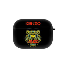 Load image into Gallery viewer, KENZO Style Matte Silicone Protective Case For Apple Airpods Pro - Casememe.com