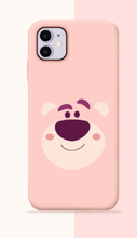 Load image into Gallery viewer, Monster University Style Soft Silicone Designer iPhone Case For iPhone SE 11 Pro Max X XS XS Max XR 7 8 Plus - Casememe.com