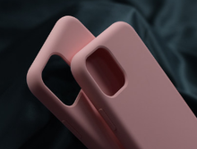Load image into Gallery viewer, Quality Soft Liquid Silicone Candy Color Designer iPhone Case For iPhone SE 11 Pro Max X XS XS Max XR 7 8 Plus - Casememe.com