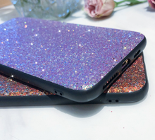 Load image into Gallery viewer, Glitter Shine Shockproof Silicone Designer iPhone Case For iPhone SE 11 Pro Max X XS XS Max XR 7 8 Plus - Casememe.com