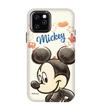 Load image into Gallery viewer, Mickey Minnie Mouse Style Double Wrap Designer iPhone Case For iPhone SE 11 Pro Max X XS XS Max XR 7 8 Plus - Casememe.com