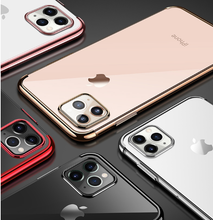 Load image into Gallery viewer, Luxury Ultrathin Tempered Glass Bumper Frame Designer iPhone Case For iPhone 12 SE 11 Pro Max X XS XS Max XR 7 8 Plus - Casememe.com
