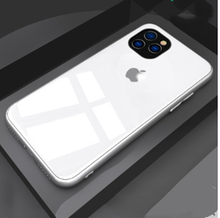 Load image into Gallery viewer, Tempered Glass Super Thin Designer iPhone Case For iPhone SE 11 Pro Max X XS XS Max XR 7 8 Plus - Casememe.com