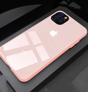 Tempered Glass Super Thin Designer iPhone Case For iPhone SE 11 Pro Max X XS XS Max XR 7 8 Plus - Casememe.com