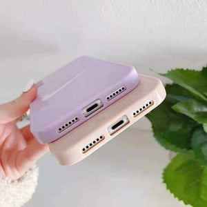 Nike Style Pastel Protective Designer iPhone Case For For All iPhone Models - Casememe.com