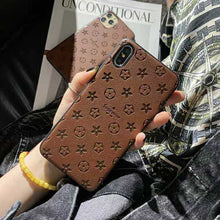 Load image into Gallery viewer, Louis Vuitton Style Designer iPhone Case For iPhone SE 11 Pro Max X XS Max XR 7 8 Plus - Casememe.com