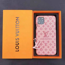 Load image into Gallery viewer, Louis Vuitton Style Wooden Designer iPhone Case For iPhone SE 11 Pro Max X XS Max XR 7 8 Plus - Casememe.com