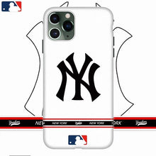 Load image into Gallery viewer, MLB Style Classic Glossy Shockproof Protective Designer iPhone Case For iPhone SE 11 Pro Max X XS Max XR 7 8 Plus - Casememe.com