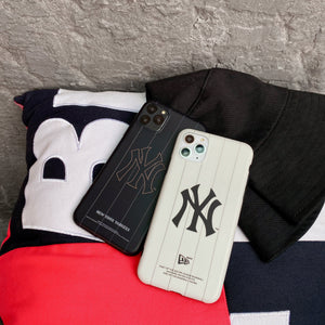 MLB Style Matte Silicone Shockproof Protective Designer iPhone Case For iPhone SE 11 Pro Max X XS Max XR 7 8 Plus - Casememe.com