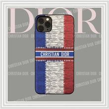 Load image into Gallery viewer, Christian Dior Style Waterproof Shockproof Protective Designer iPhone Case For iPhone SE 11 Pro Max X XS Max XR 7 8 Plus - Casememe.com