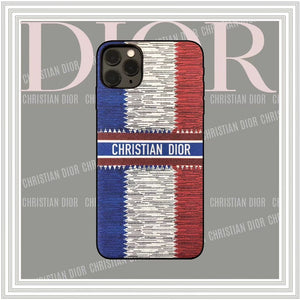 Christian Dior Style Waterproof Shockproof Protective Designer iPhone Case For iPhone SE 11 Pro Max X XS Max XR 7 8 Plus - Casememe.com