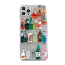 Load image into Gallery viewer, 3D Chivas Bottle Silicone Shockproof Protective Designer iPhone Case For iPhone SE 11 Pro Max X XS Max XR 7 8 Plus - Casememe.com