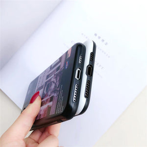 NASA Style Silicone Designer iPhone Case For iPhone 12 SE X XS XS Max XR 7 8 Plus - Casememe.com