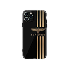 Load image into Gallery viewer, Boy London Style Electroplating Glossy TPU Silicone Designer iPhone Case For iPhone 12 SE 11 Pro Max X XS XS Max XR 7 8 Plus - Casememe.com