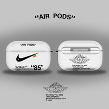 Load image into Gallery viewer, Nike x Air Jordan Style Glossy Protective Case For Apple Airpods 1 & 2 & Pro - Casememe.com