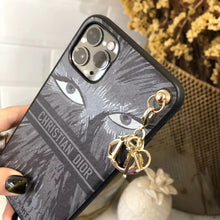 Load image into Gallery viewer, Christian Dior Style Luxury Eyes Shockproof Protective Designer iPhone Case For iPhone SE 11 Pro Max X XS Max XR 7 8 Plus - Casememe.com