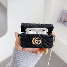 Load image into Gallery viewer, Gucci Style Marmont  Protective Case For Apple Airpods Pro 1 & 2 - Casememe.com