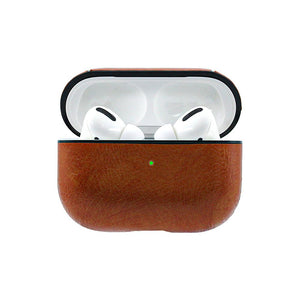 Luxury Leather Protective Case For Apple Airpods Pro - Casememe.com