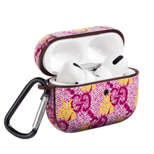 Load image into Gallery viewer, GC Style Pink Bee Protective Case For Apple Airpods Pro - Casememe.com