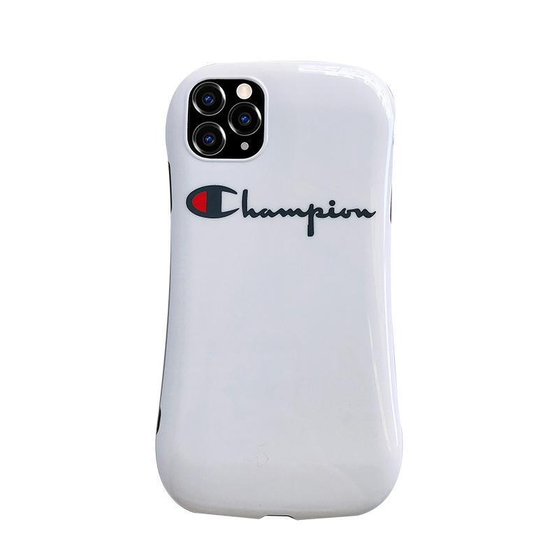 Champion Style Round Corner Shockproof Protective Designer iPhone Case For iPhone 12 SE 11 Pro Max X XS Max XR 7 8 Plus - Casememe.com
