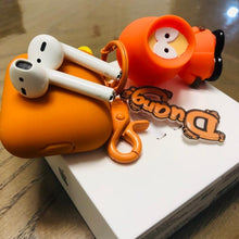 Load image into Gallery viewer, South Park Kenny Stan Kyle Eric Silicone Protective Shockproof Case For Apple Airpods 1 & 2 - Casememe.com