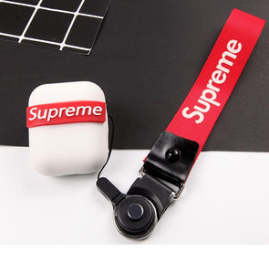Supreme Style Modern Silicone Protective Shockproof Case For Apple Airpods 1 & 2 - Casememe.com