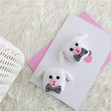 Load image into Gallery viewer, Cute Sheep Lamb Furry Protective Case For Apple Airpods 1 & 2 - Casememe.com