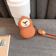 Load image into Gallery viewer, Peanut Man Silicone Protective Case For Apple Airpods Pro - Casememe.com